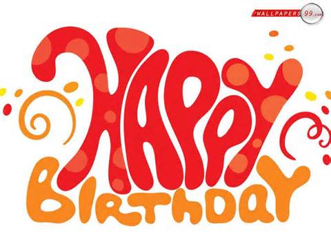 Happy Birthday Free Clip Art  - Funny Happy Birthday Clip Art