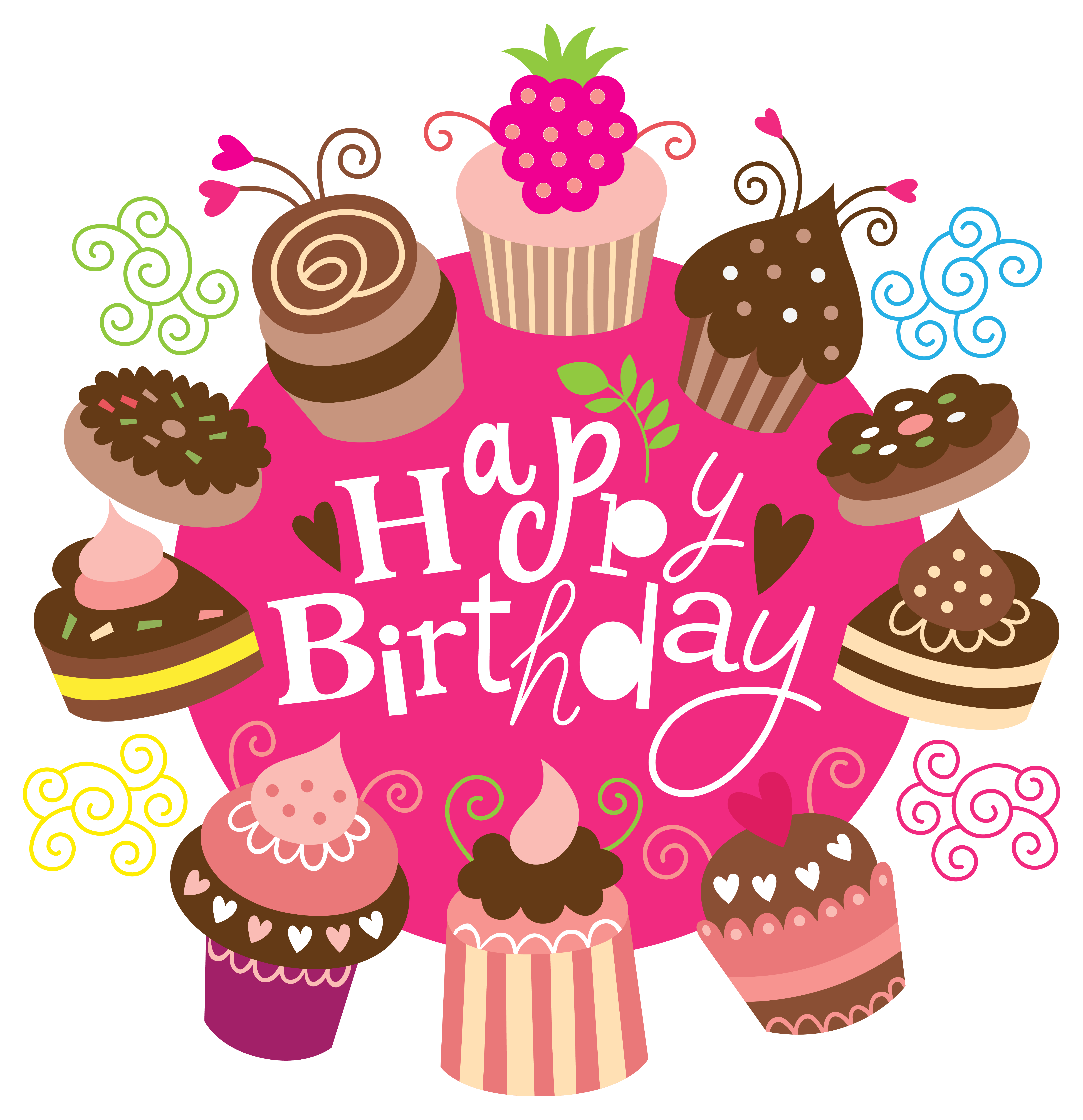 Happy Birthday Moving Clip Art. View full size ?