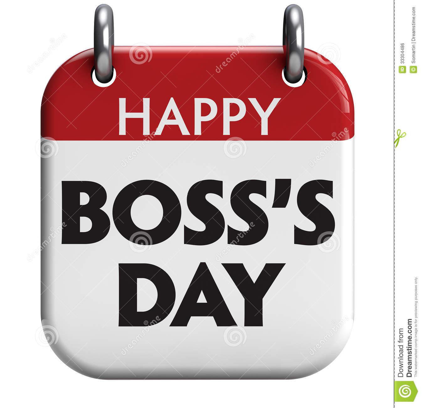 Happy Bosss Day Clip Art Free Happy Boss-Happy Bosss Day Clip Art Free Happy Bosses Day Printable Card View-4