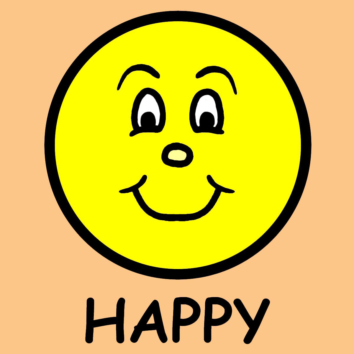 Happy Clip Art-Happy Clip Art-4