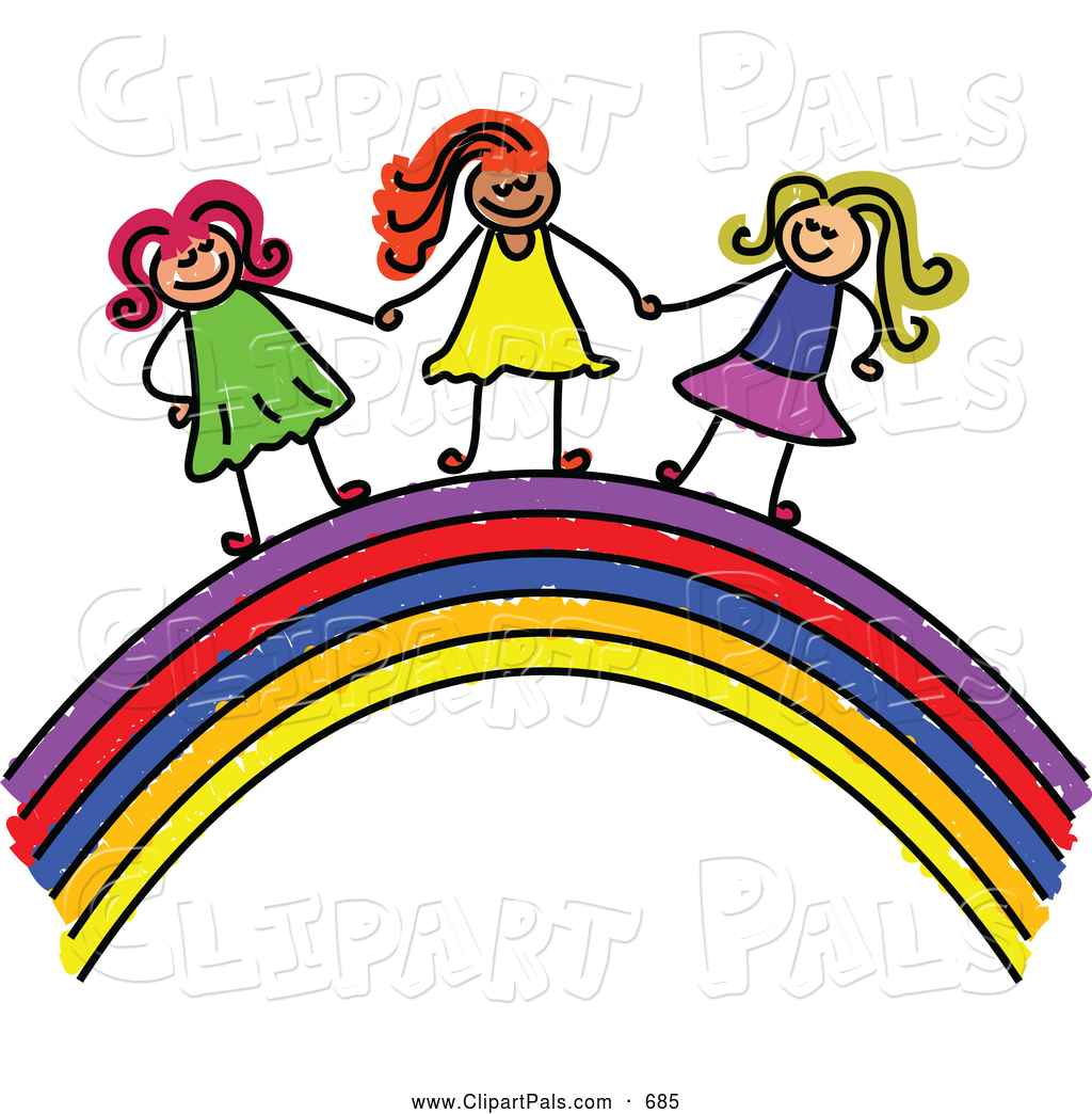 happy girl clipart-happy girl clipart-14