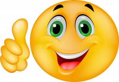 Happy Face Thumbs Up Clipart #1-Happy Face Thumbs Up Clipart #1-10