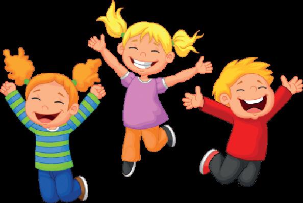Happy Kid Cartoon | Clipart