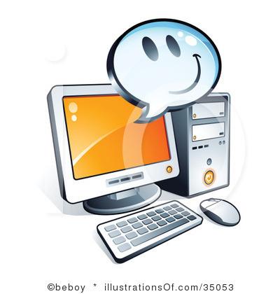 Happy Computer Clip Art Clipart Panda Fr-Happy Computer Clip Art Clipart Panda Free Clipart Images-2