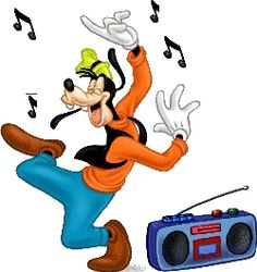 Happy Dance Disney Clipart #1