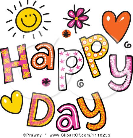 Happy Day Clip Art Item 2 Vector Magz Free Download Vector