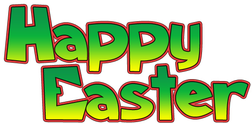 Happy Easter Sunday Clip Art Free and png images | Download Free