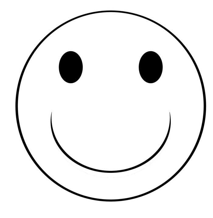 Happy Face Clipart-happy face clipart-4