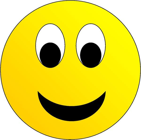 happy face clipart - Happy Faces Clipart