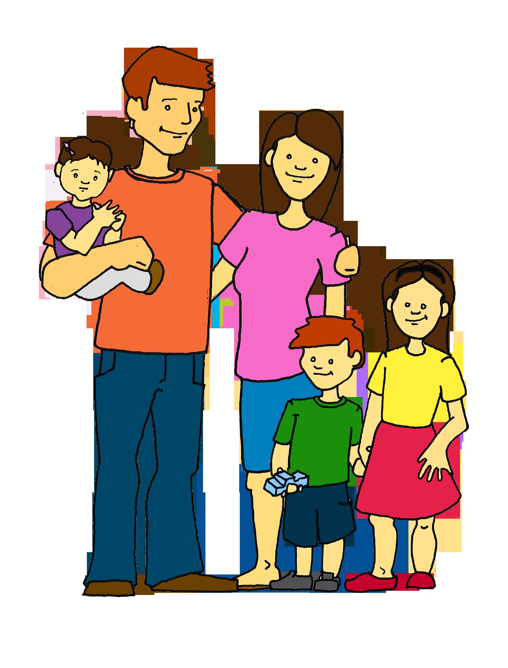 Happy Family Clip Art Clipart Panda Free-Happy Family Clip Art Clipart Panda Free Clipart Images-4