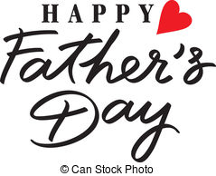 ... happy fathers day hand le - Father Day Clip Art