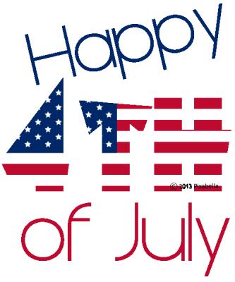... Happy Fourth Of July Clip Art U2013 -... Happy Fourth of July Clip Art u2013 Clipart Free Download ...-18