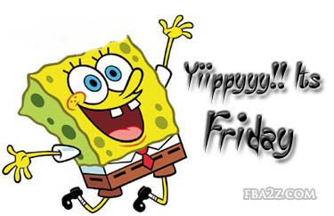 Happy Friday Clip Art Images .-Happy friday clip art images .-9