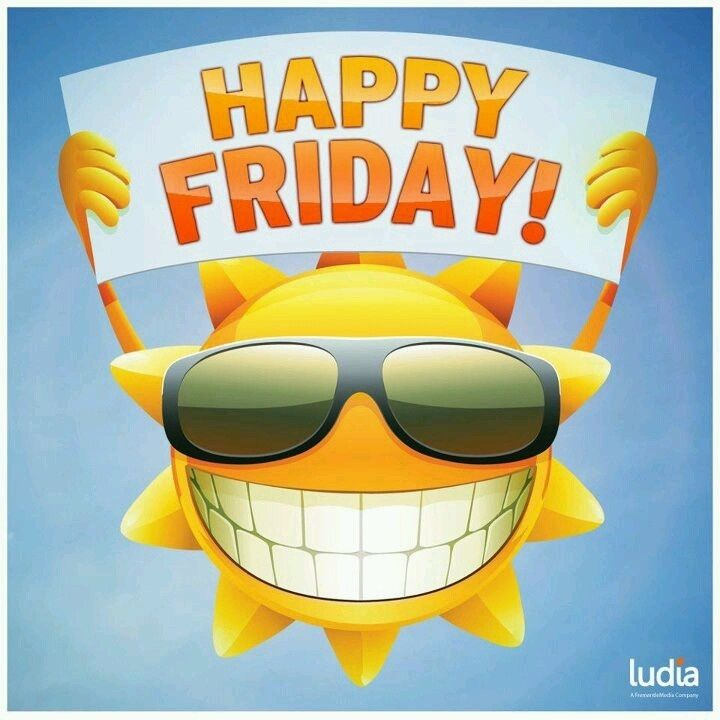 Happy friday quotes clip art