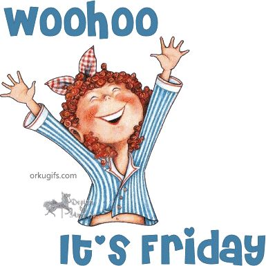 happy friday quotes for facebook | ... happy friday clipart graphics comments and images