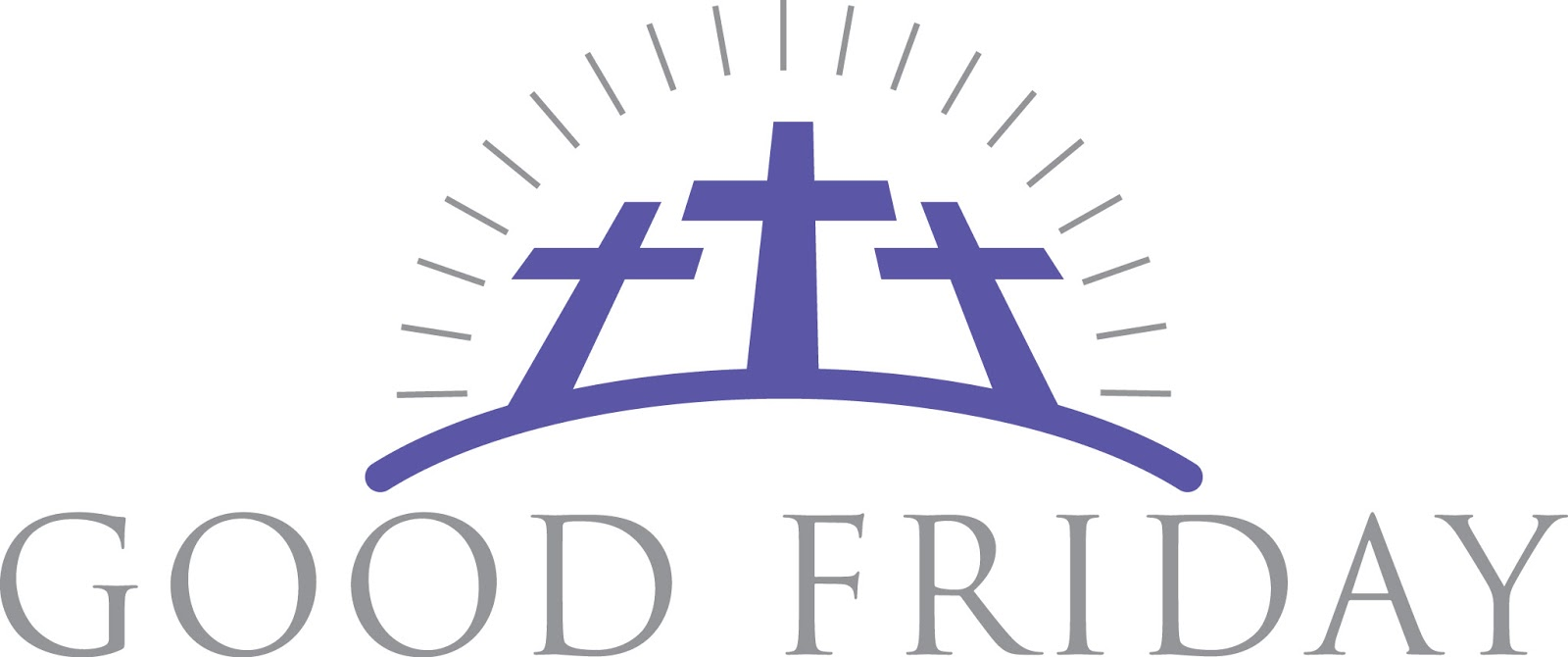 Happy Good Friday Clipart