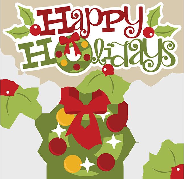 Happy Holidays Clipart Happy Holidays Cl-Happy Holidays Clipart Happy Holidays Clipart Happy Holidays Greeting-11