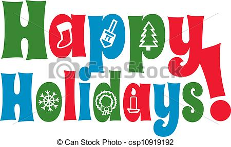 Happy Holidays With Icons - The Greeting-Happy Holidays with Icons - The greeting Happy Holidays with.-13