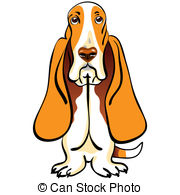 Happy Hound Dog Line Art. 657aec99c90eb33313e1dfd98c404e .