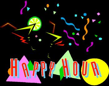 Happy Hour Clip Art Cliparts .-Happy Hour Clip Art Cliparts .-5