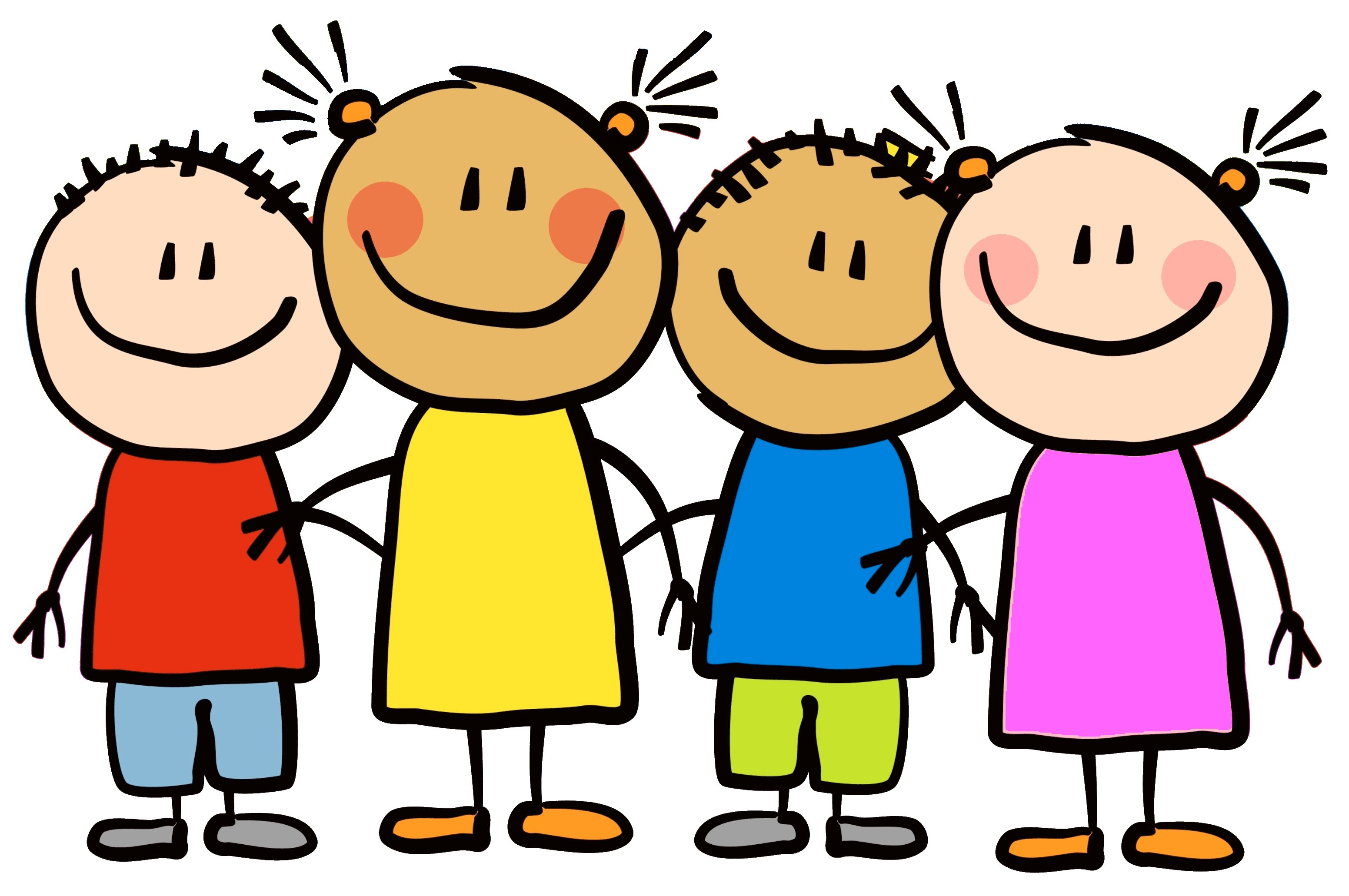 Happy kid at school clipart - ClipartFest