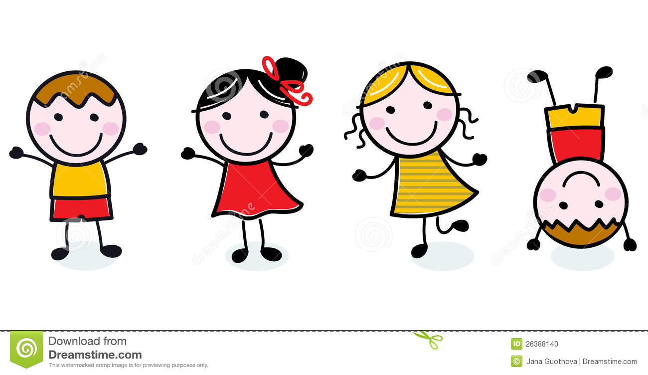 Happy Kid Clipart - Getbellhop