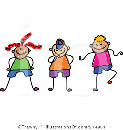 Happy kids clipart free . Download