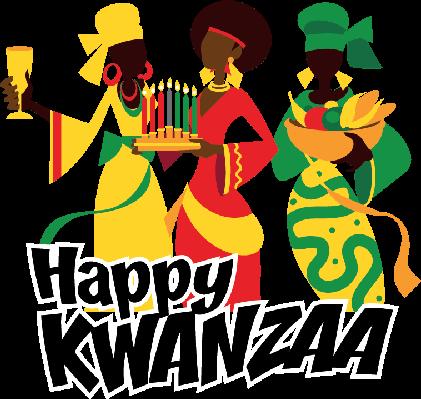 Happy Kwanzaa | Clipart