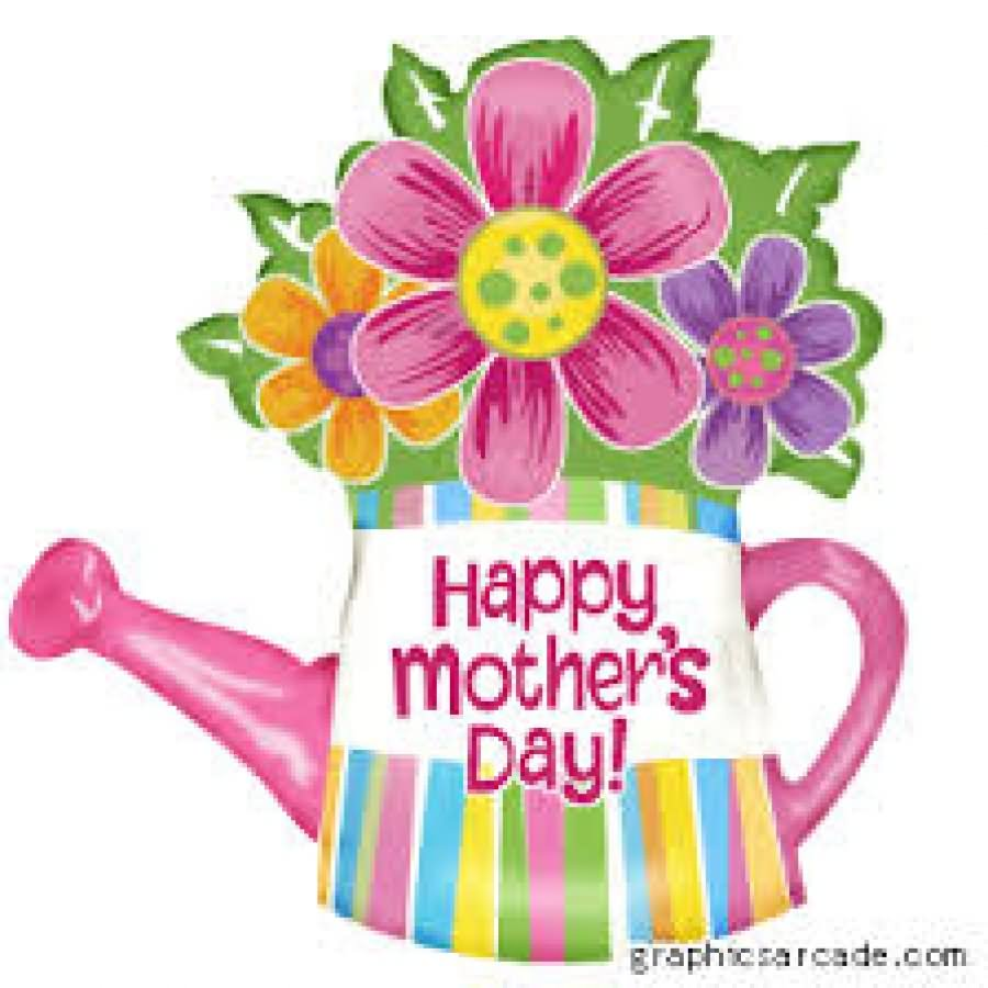Happy Mother - Mother Day Clip Art Free