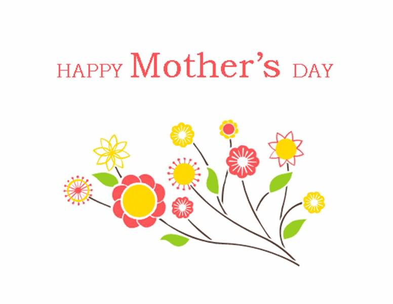 Happy Mother S Day Clipart .-Happy Mother S Day Clipart .-7