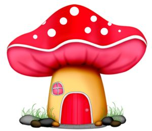 happy mushrooms clipart - Google Search