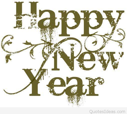 happy new year clip art free