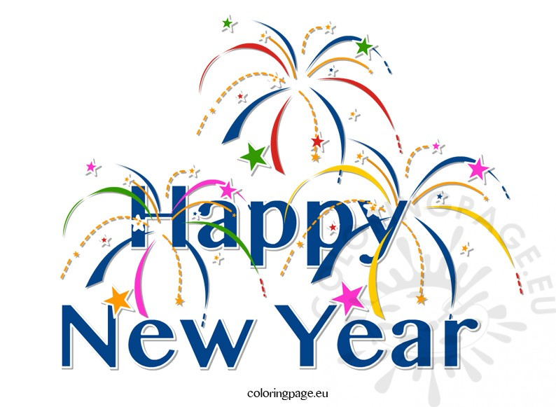 Happy New Year Clipart-Clipartlook.com-794