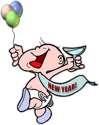 Baby New Year Celebrating The New Year-baby new year celebrating the new year-4