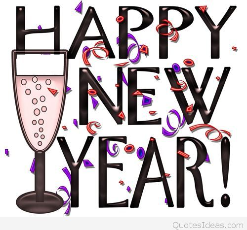 Happy new year clipart free .-Happy new year clipart free .-14