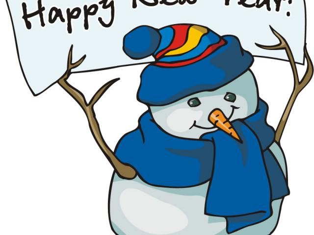Happy New Year Clipart news year
