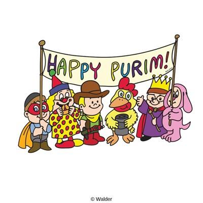 Happy Purim Costumes .