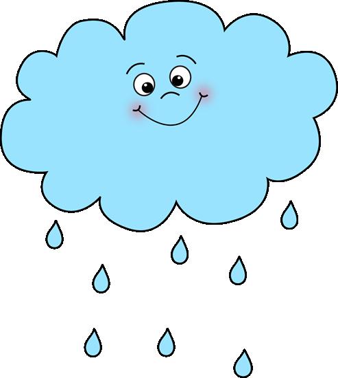 Happy Rain Cloud