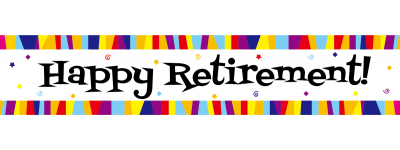 Happy Retirement Clip Art - clipartall ...