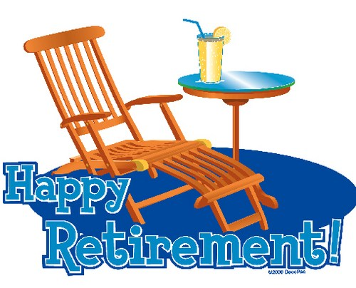 Happy Retirement Clipart Best