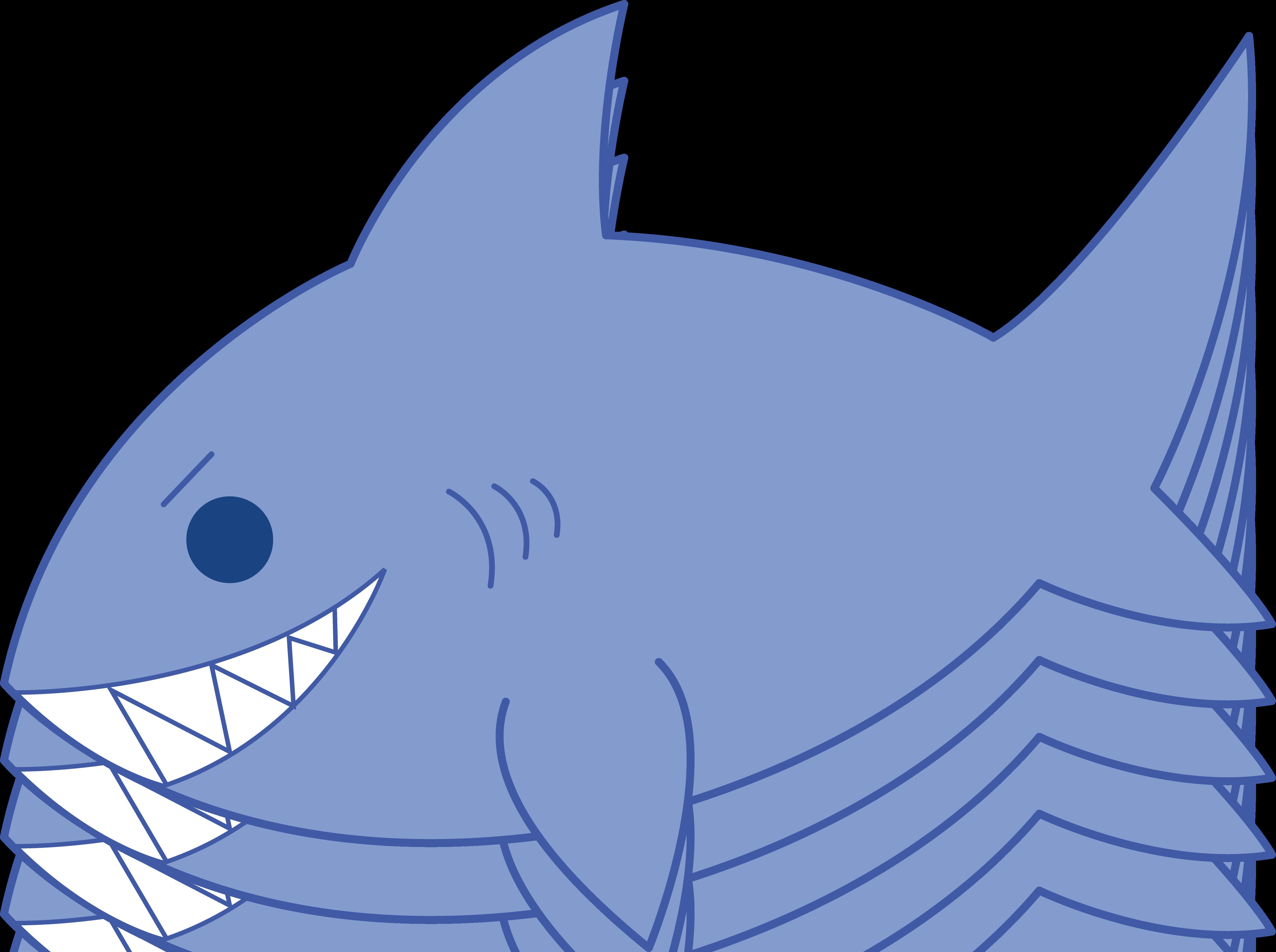Happy Shark Clip Art | Clipart Library --Happy Shark Clip Art | Clipart library - Free Clipart Images-8