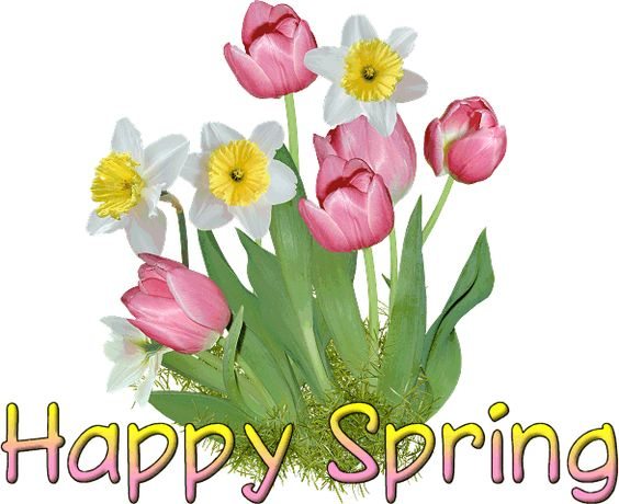 Happy Spring Clip Art - Bing Images