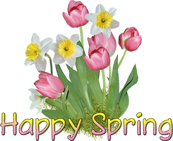Happy Spring Clip Art - Bing Images-Happy Spring Clip Art - Bing Images-2