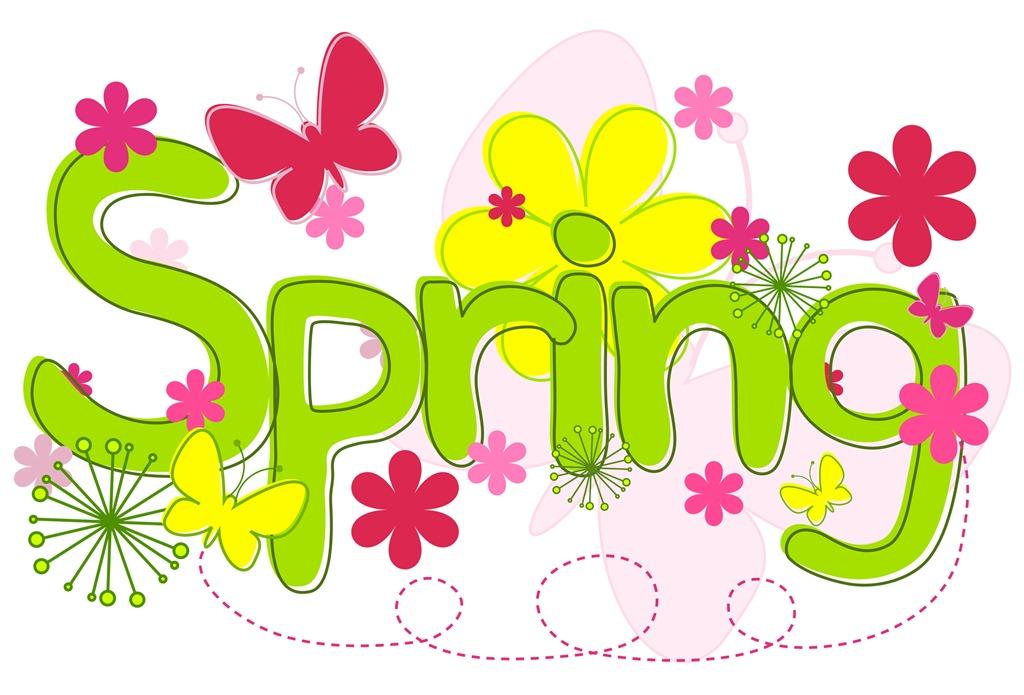 Happy Spring Clip Art-happy spring clip art-6