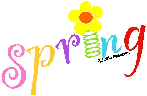 Happy Spring Clip Art-happy spring clip art-10