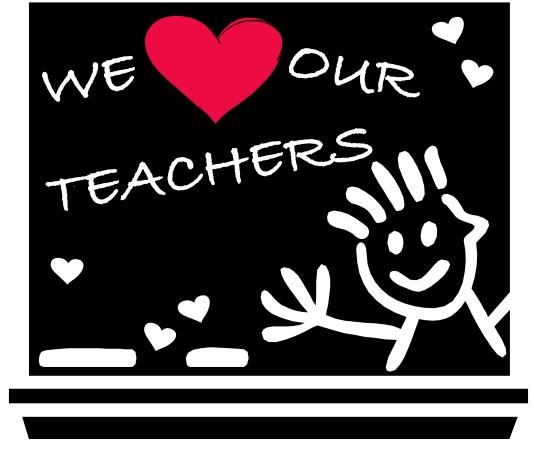 Happy Teacher Appreciation Week Clipart Free Clip Art Images