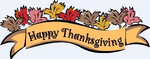 Happy Thanksgiving Clip . Follow us.-Happy Thanksgiving Clip . Follow us.-1