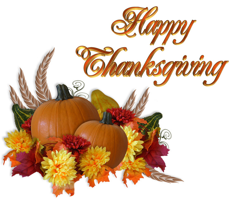 Happy Thanksgiving Clipart .-Happy Thanksgiving Clipart .-13