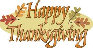Happy Thanksgiving Clipart. Happy Thanksgiving