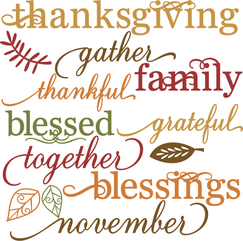 Happy Thanksgiving Clipart .-Happy Thanksgiving Clipart .-17